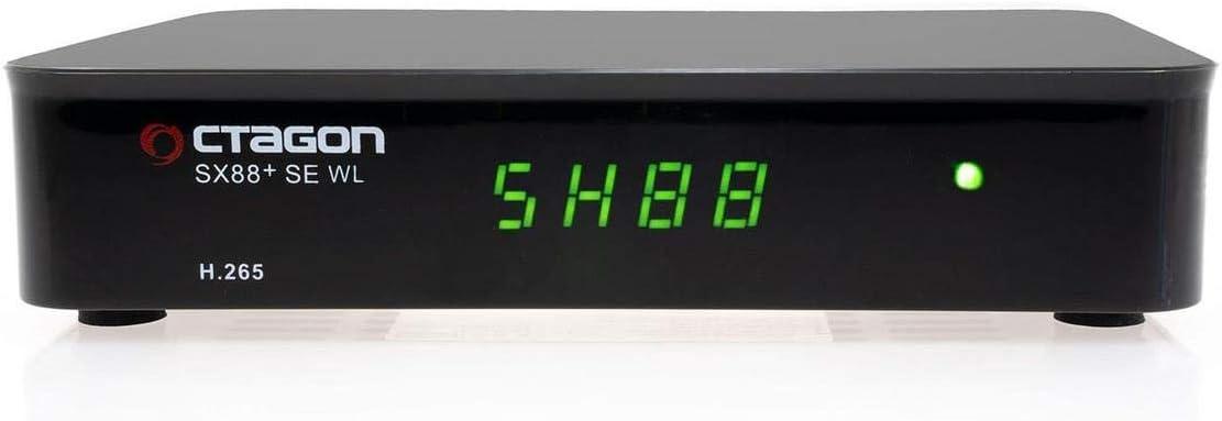 Se WL CA HD HEVC Full HD Stalker IPTV Multistream R/écepteur Satellite DVB-S2 Octagon SX88