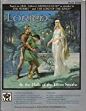 Lorien and the Halls of the Elven-Smiths, Terry K. Amthor, 0915795426