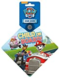 Child on Board - Paw Patrol Car Sign