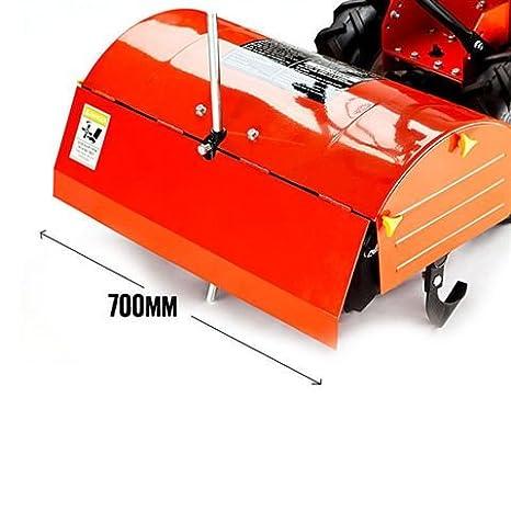 Motoazada a tracción, motocultor de explosión de 208 cc, 6 ...