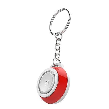 Gankmachine Bluetooth Smart trazador Llavero localizador GPS ...