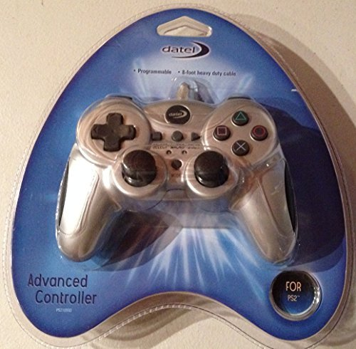 Advanced Controller for PS2 by Datel Datel Controller