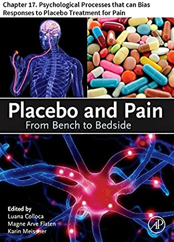 Placebo and Pain: Chapter 17. Psychological Processes that can Bias Responses to Placebo Treatment for - Inhibitory Control