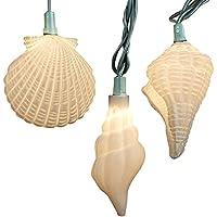 Amazon.com: Sea Shell string lights: Home & Kitchen