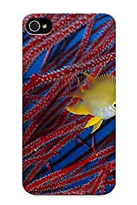 Graceyou Faddish Phone Fish Case For Iphone 4/4s / Perfect Case Cover