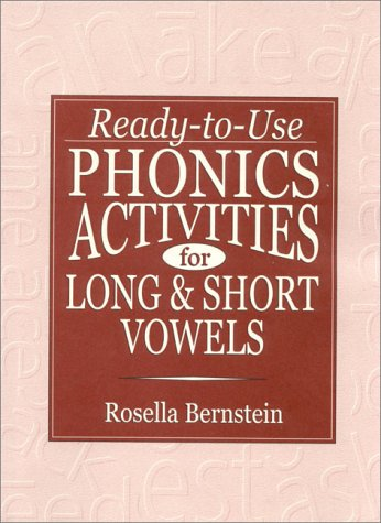 Ready-To-Use Phonics Activities for Long & Short Vowels