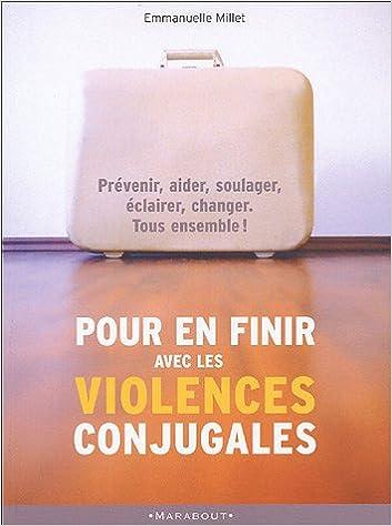 Livre gratuits en ligne Pour en finir avec les violences conjugales epub pdf