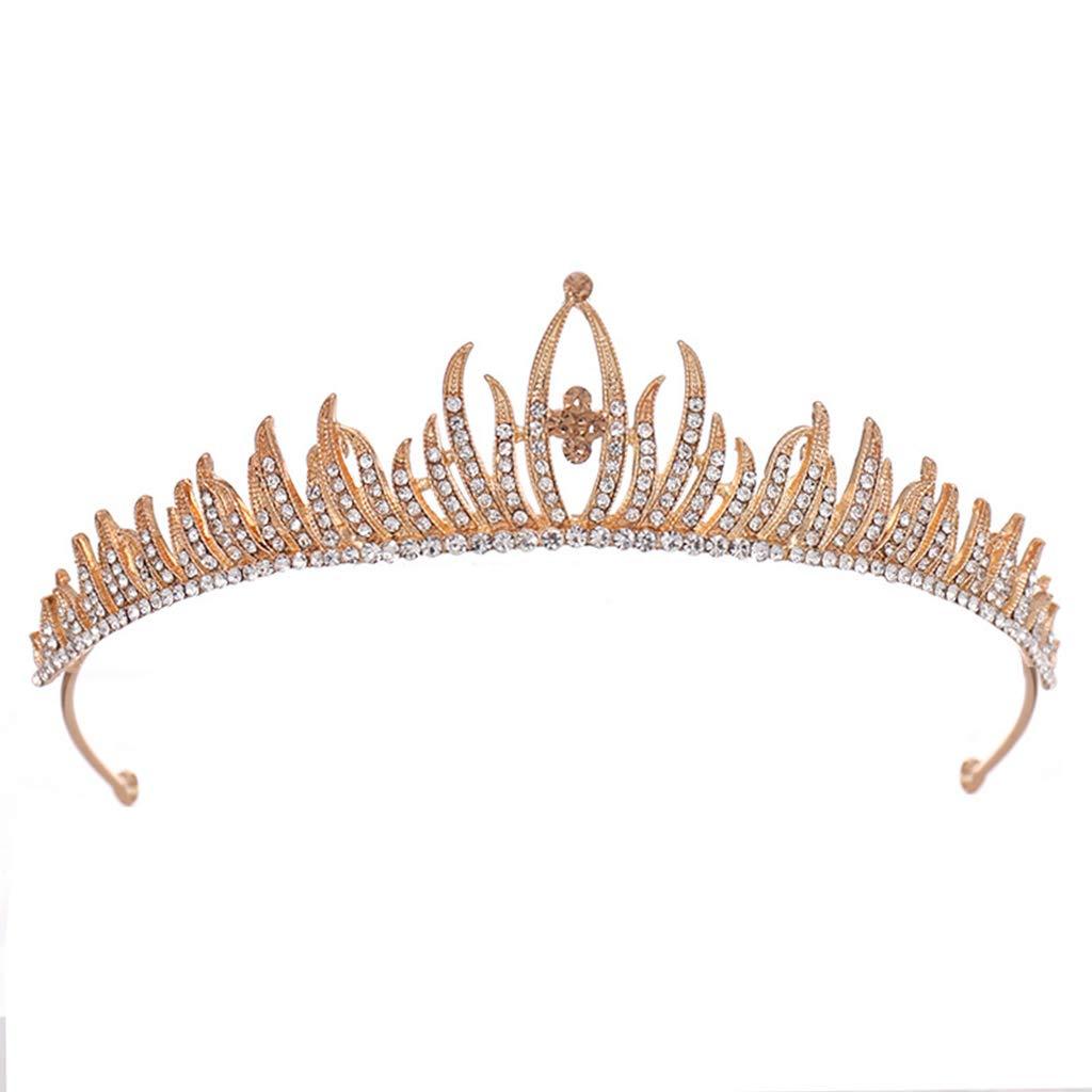 Manyo - Accesorios para el cabello, corona de flores y ...