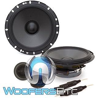 Sale Off Alpine S-S65C S-Series 6.5-inch Component 2-Way Speakers (pair)