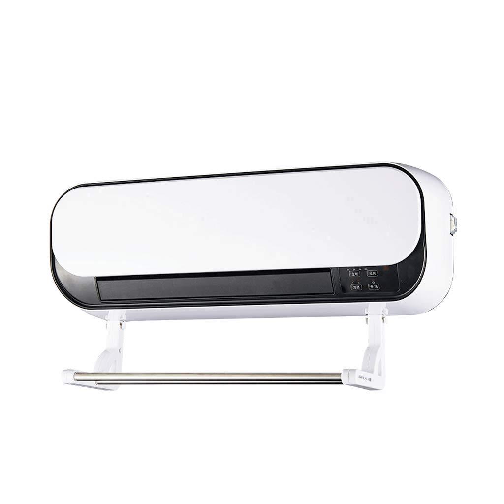 Acquisto riscaldatore resistente all'acqua a duplice uso per il bagno domestico a parete Prezzi offerte
