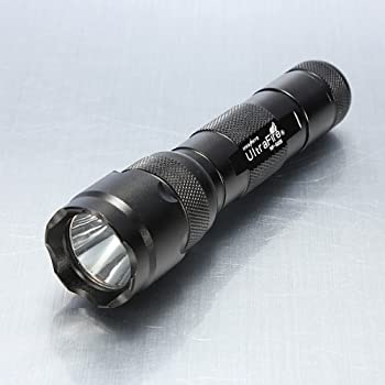 UltraFire WF502B Flashlight CREE XM-L T6 LED 3 Output Run on 18650 3.7v Battery (NOT Included)