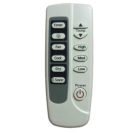 Amazon.com: Repuesto para mando a distancia de Samsung Air ...