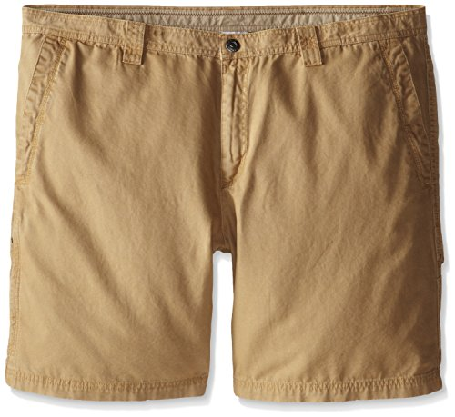 Columbia Men's Big-Tall Ultimate Roc Short, Crouton, 52x9