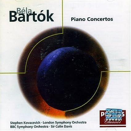 Bartok: Ctos P/Pno 1 & 3