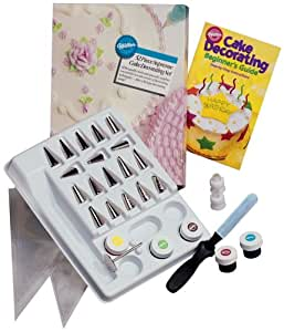 Wilton 2104-2546 53 Piece Supreme Cake Decorating Set