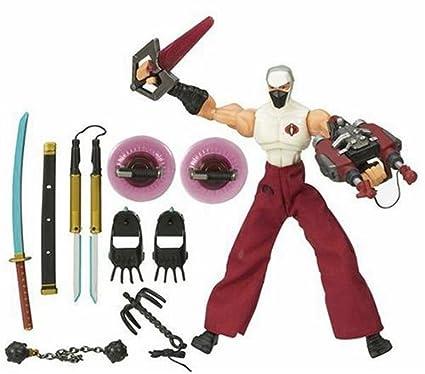 Amazon.com: Hasbro G.I. Joe 8 Inch Soldier Storm Shadow ...