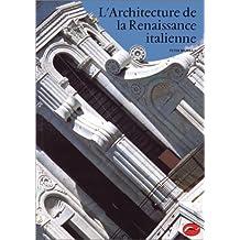 Architecture de la Renaissaissance italienne