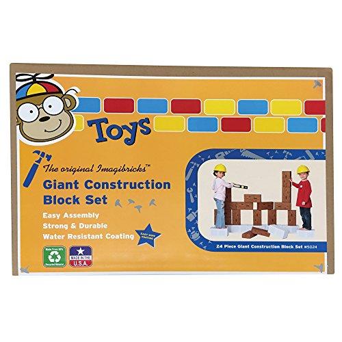 (Giant Construction Box Set (24 Piece) )