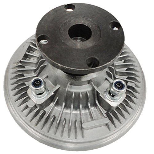 Price comparison product image TOPAZ 2839 Engine Cooling Thermal Fan Clutch for 97-99 Chevrolet GMC C1500 C2500 K1500 K2500 Suburban 6.5L Turbo Diesel