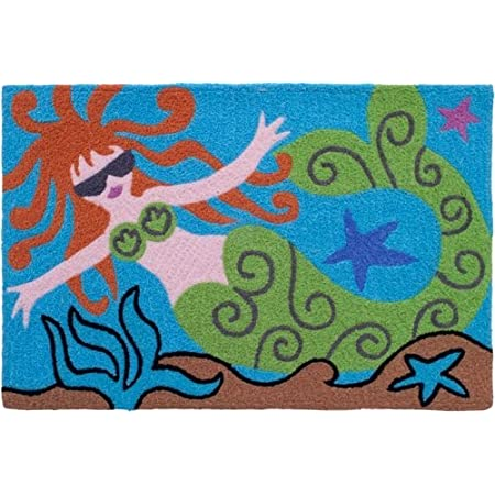 51QD3miUs%2BL._SS450_ 50+ Mermaid Themed Area Rugs