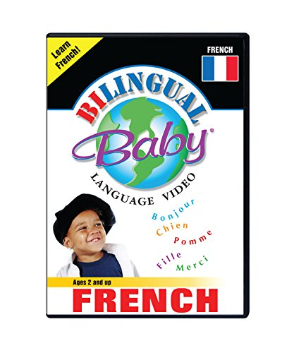 - Bilingual Baby Learn French Total Immersion DVD for Babies and Toddlers