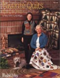 Favorite Quilts Fast and Fun, Nancy Smith and Lynda Milligan, 1880972468