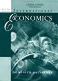 International Economics, Salvatore, Dominick, 0471364665