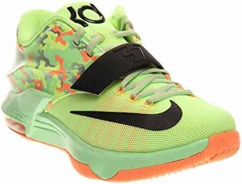 the best attitude b492b 0e666 Nike Men s KD VII Thunderbolt Basketball Shoes