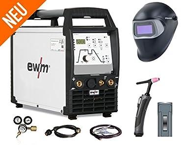 EWM we are welding EWM Picotig 200 AC DC Pulso Wig Soldadora invertida: Amazon.es: Industria, empresas y ciencia