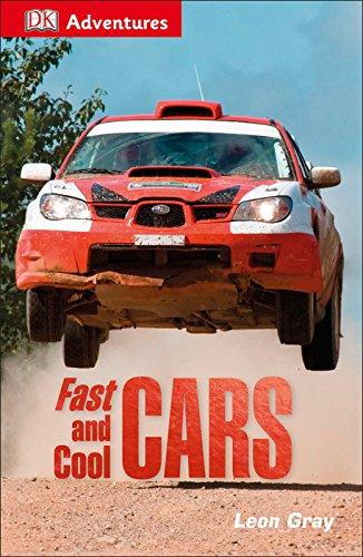 DK Adventures: Fast and Cool Cars Paperback – September 15, 2015 DK Children 1465429360 Automobiles. Children: Grades 4-6