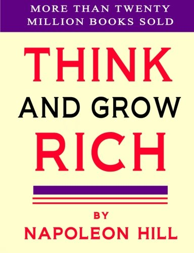 Rich Napoleon Hill Beard King Guys Follow For Daily: NEW Think And Grow Rich By Napoleon Hill 9780559079405