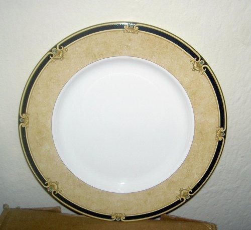 Noritake Killian Rim Soup - Noritake Porcelain Bowls