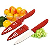 5pcs fruit Knife Set Kitchen vegetable knives Portable fruit knives