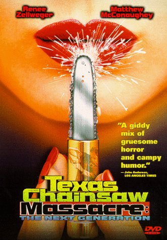 Texas Chainsaw Exterminate: The Next Generation