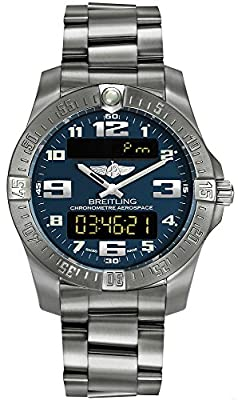 Breitling Aerospace Evo Mens Watch E7936310/C869