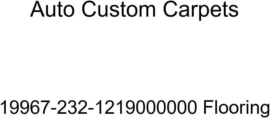 Auto Custom Carpets 19967-232-1219000000 Flooring