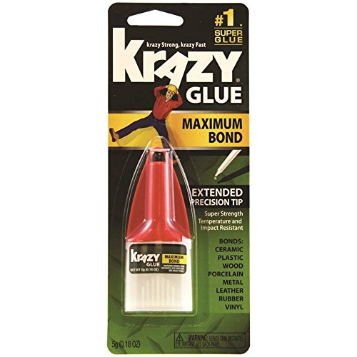 Elmers Advanced Formula Krazy Glue (Krazy Glue Advanced Formula)