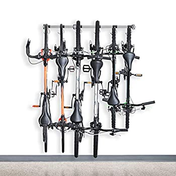 Monkey Bars Bike Storage Racks - Store Up To 6 Bikes - 200lb Weight Capacity