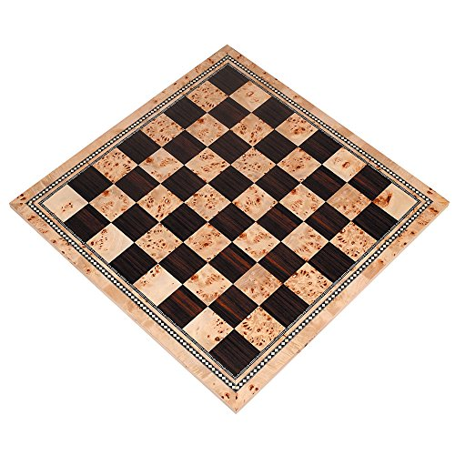 Atlas Tournament Chess Board Inlaid product image