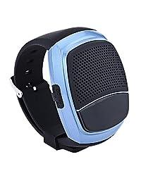 Aicarey B90 Smart Watch Sports Bluetooth 4.0 Speaker Hands-free Call TF Card Playing FM Radio Self-timer Wireless Time Display