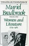 Women and Literature, M. C. Bradbrook, 0389202959