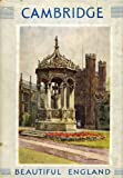 Cambridge by Noel Barwell front cover