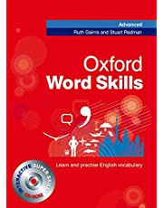 Oxford Word Skills Advanced Student's Book and CD-ROM Pack