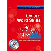 Oxford Word Skills Advanced: Oxford Word Skills with CD-ROM