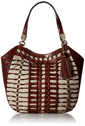 Brahmin Marianna Shoulder Bag, Pecan by Brahmin