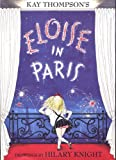 Eloise in Paris by Kay Thompson front cover