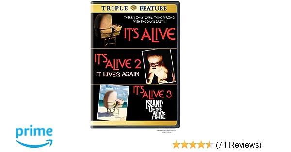 Amazon com: It's Alive / It's Alive 2: It Lives Again / It's Alive 3