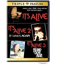 It's Alive / It's Alive 2: It Lives Again / It's Alive 3: Island of the Alive (Triple Feature) (2006)