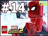 lego marvel superheroes iron fist - Clip: Lego Marvel Superheroes 2 - Part 14 - The Dragon!