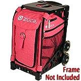 ZUCA SIBHP200 Sport Insert Bag Hot Pink Quilted Hot Pink W Rhinestones / 89055900200